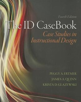 Book The Id Casebook: Case Studies In Instructional Design by Peggy A. Ertmer