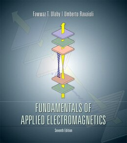 Book Fundamentals Of Applied Electromagnetics by Fawwaz T. Ulaby