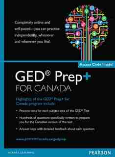 Ged Prep+ For Canada Retail Version by Jim Barlow