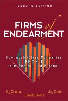 Book Firms Of Endearment: How World-class Companies Profit From Passion And Purpose by Rajendra Sisodia