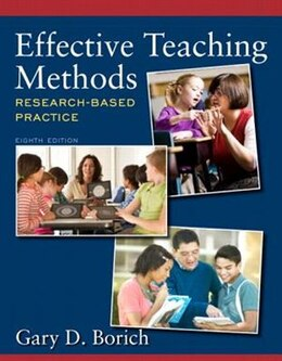 Book Effective Teaching Methods: Research-based Practice Plus Video-enhanced Pearson Etext -- Access… by Gary D. Borich