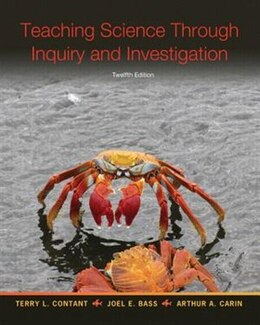 Book Teaching Science Through Inquiry And Investigation, Enhanced Pearson Etext With Loose-leaf Version… by Terry L. Contant