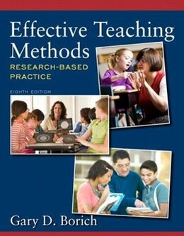Book Effective Teaching Methods: Research-based Practice, Loose Leaf Version Plus New Myeducationlab… by Borich
