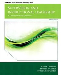 Supervision And Instructional Leadership: A Developmental Approach, Video-enhanced Pearson Etext…