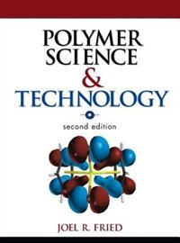 Book Polymer Science And Technology (paperback) by Joel R. Fried