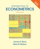 Introduction To Econometrics, Update