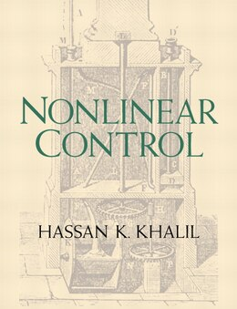 Book Nonlinear Control by Hassan K. Khalil