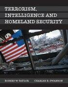 Terrorism, Intelligence And Homeland Security