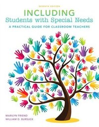 Including Students With Special Needs: A Practical Guide For Classroom Teachers, Enhanced Pearson…