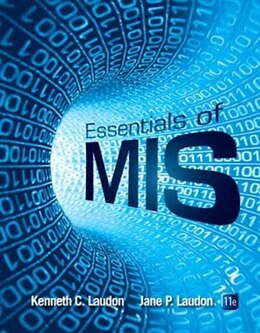 Book Essentials Of Mis by Kenneth C. Laudon