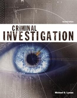 Book Criminal Investigation (justice Series) by Michael D. Lyman