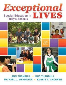 Book Exceptional Lives: Special Education In Today's Schools, Enhanced Pearson Etext With Loose-leaf… by Ann A. Turnbull