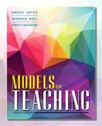 Models Of Teaching