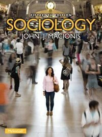Book New Mysoclab -- Standalone  Access Card -- For Sociology by John J. Macionis