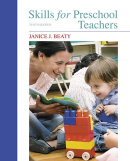 Book Skills For Preschool Teachers by Janice J. Beaty