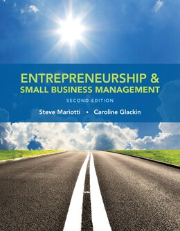 Book Entrepreneurship And Small Business Management by Steve Mariotti