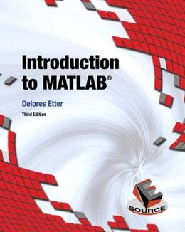 Book Introduction To Matlab by Delores M. Etter