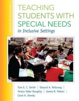 Book Teaching Students With Special Needs In Inclusive Settings, Enhanced Pearson Etext With Loose-leaf… by Tom E. Smith