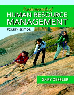Book Fundamentals Of Human Resource Management by Gary Dessler