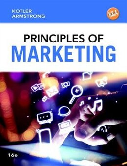 Book Principles Of Marketing by Philip T. Kotler