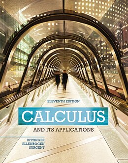 Book Calculus And Its Applications Plus Mymathlab With Pearson Etext -- Access Card Package by Marvin L. Bittinger