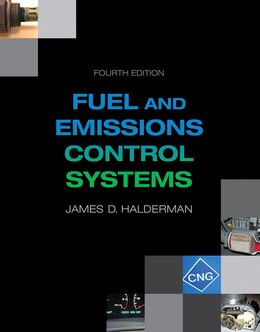Book Automotive Fuel And Emissions Control Systems by James D. Halderman
