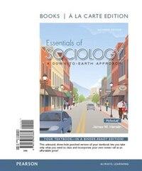 Essentials Of Sociology, Books A La Carte