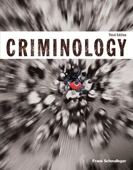 Book Criminology (justice Series) by Frank J. Schmalleger