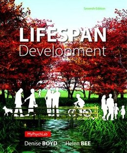 Book Lifespan Development by Denise Boyd