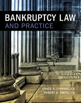 Book Bankruptcy Law And Practice by Grace A. Luppino