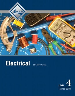 Book Electrical Level 4 Trainee Guide by Nccer