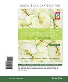 Psychology: Core Concepts With Dsm5 Update, Books A La Carte Edition Plus Mypsychlab With Pearson…