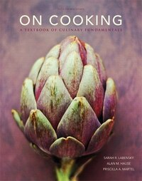 On Cooking Update Plus Myculinarylab With Pearson Etext -- Access Card Package