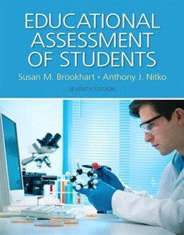 Book Educational Assessment Of Students, Pearson Etext With Loose-leaf Version -- Access Card Package by Susan M. Brookhart