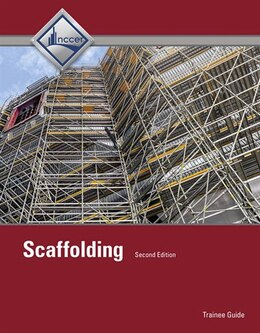 Book Scaffolding Level 1 Trainee Guide by Nccer