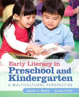 Book Early Literacy In Preschool And Kindergarten: A Multicultural Perspective, Pearson Etext With Loose… by Janice J. Beaty
