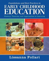 Foundations And Best Practices In Early Childhood Education: History, Theories, And Approaches To…