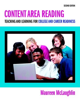 Book Content Area Reading: Teaching And Learning For College And Career Readiness, Pearson Etext With… by Maureen McLaughlin