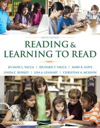 Reading & Learning To Read, Enhanced Pearson Etext With Loose-leaf Version -- Access Card Package