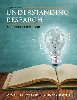 Book Understanding Research: A Consumer's Guide, Enhanced Pearson Etext With Loose-leaf Version… by Vicki L. Plano Clark