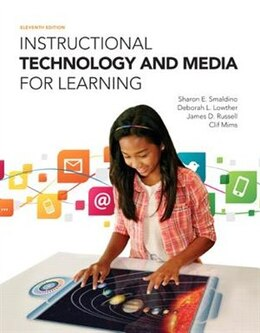 Book Instructional Technology And Media For Learning, Enhanced Pearson Etext With Loose-leaf Version… by Sharon E. Smaldino