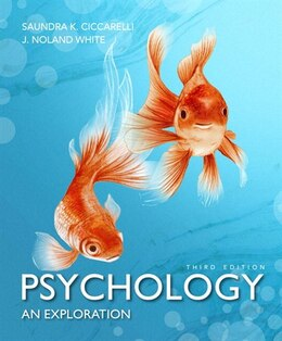 Book Psychology: An Exploration by Saundra Ciccarelli