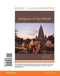 Religions Of The World, Books A La Carte Edition