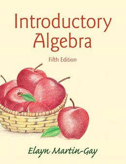 Book Introductory Algebra Plus New Mymathlab With Pearson Etext -- Access Card Package by Elayn Martin-gay