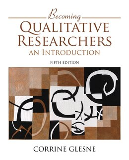 Book Becoming Qualitative Researchers: An Introduction by Corrine Glesne