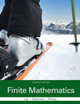 Book Finite Mathematics Plus Mymathlab With Pearson Etext -- Access Card Package by Margaret L. Lial