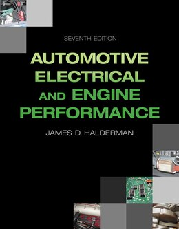 Book Automotive Electrical And Engine Performance by James D. Halderman