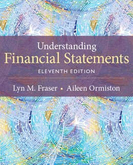 Book Understanding Financial Statements by Lyn M. Fraser