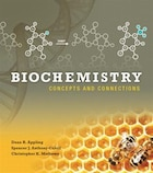 Masteringchemistry With Pearson Etext -- Standalone Access Card -- For Biochemistry: Concepts And…