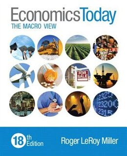 Book Economics Today: The Macro View by Roger Leroy Miller